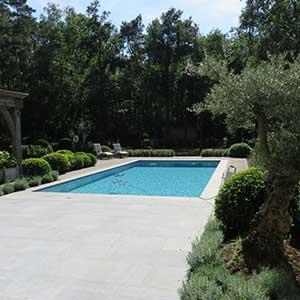 Uw nieuwe zwembad met een mooi bijhorend terras degelijk advies en een correcte aanleg - Zwembad in het terras ...