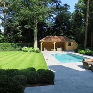 Uw nieuwe zwembad met een mooi bijhorend terras degelijk for Opbouw zwembaden